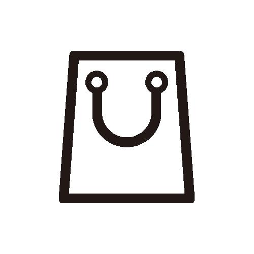 紙袋 アイコン フリー素材