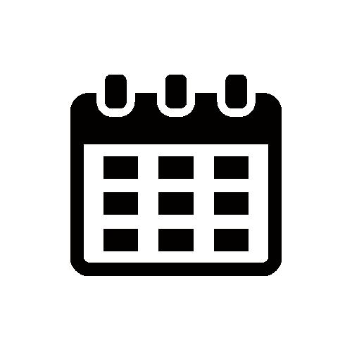 カレンダー アイコン