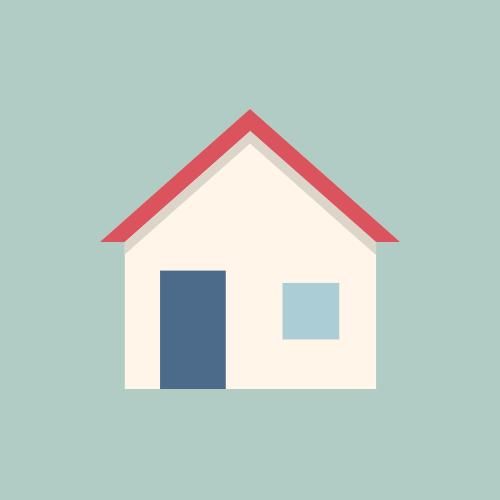 家・ホームのアイコン フリー素材