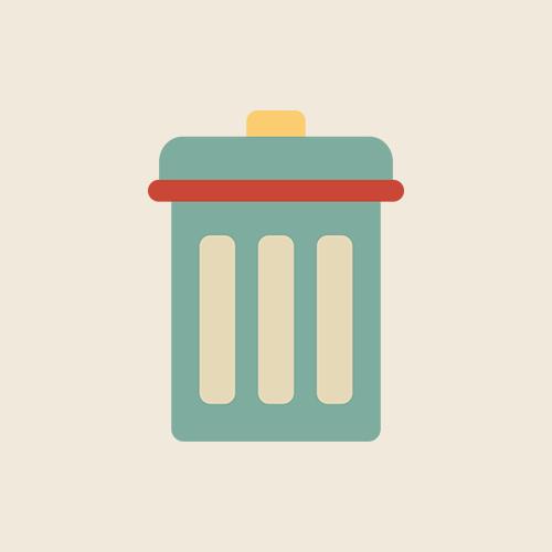 ゴミ箱 アイコン