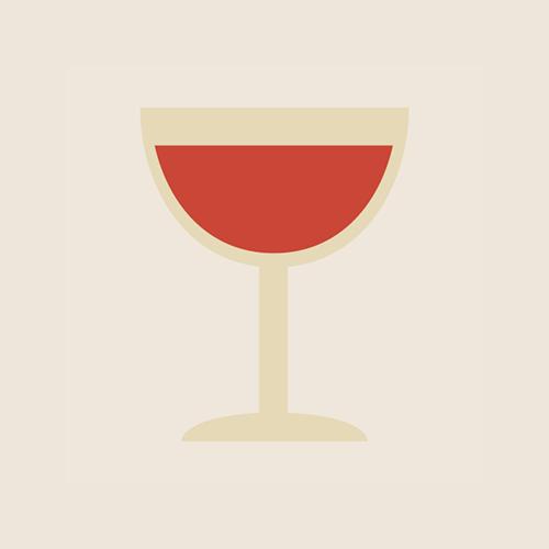 ワイン フラットデザイン カラーイラスト アイコン フリー素材