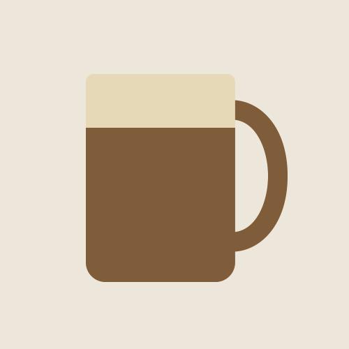 コーヒー フラットデザイン カラーイラスト アイコン フリー素材