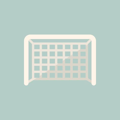 サッカーゴール カラーアイコン フリー素材