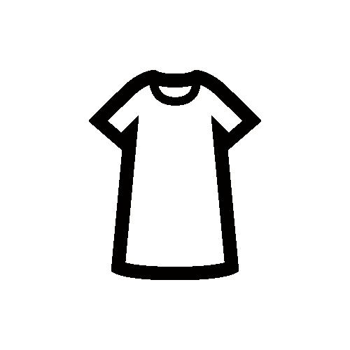 ワンピース モノクロアイコン素材