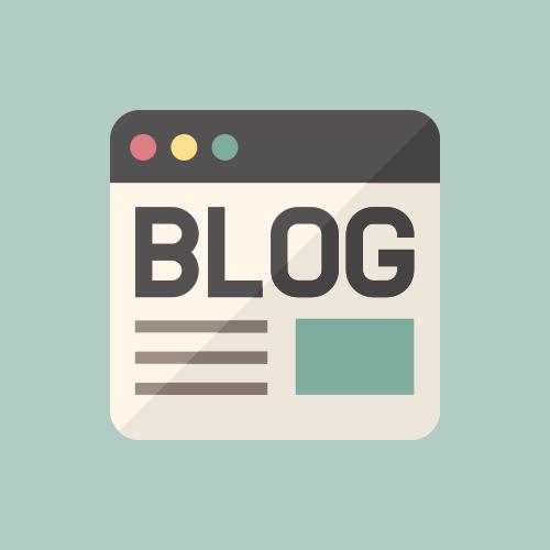 ブログ カラーアイコン フリー素材