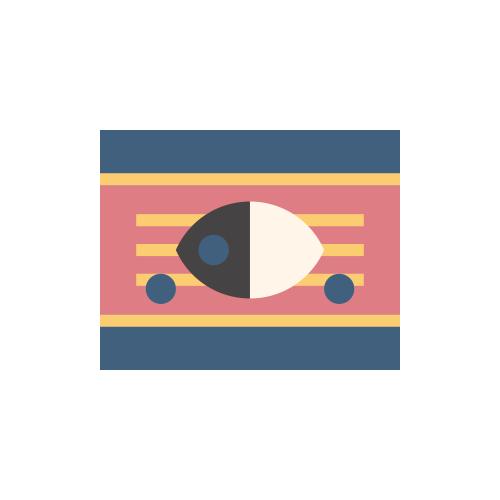 エスワティニ 国旗 カラーアイコン フリー素材